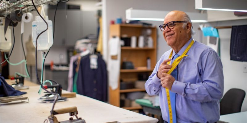 Nick Lopez Tailoring Houston Custom-Designed Bespoke Suits